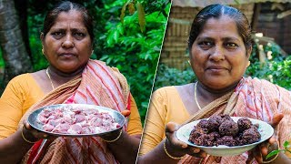 Village Life: Mutton Ball Making by Village Food Life
