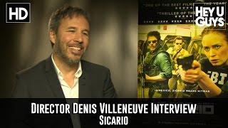Exclusive: Director Denis Villeneuve Interview - Sicario (Blade Runner 2)