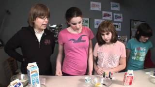 4-H Science Inquiry: Milk Magic