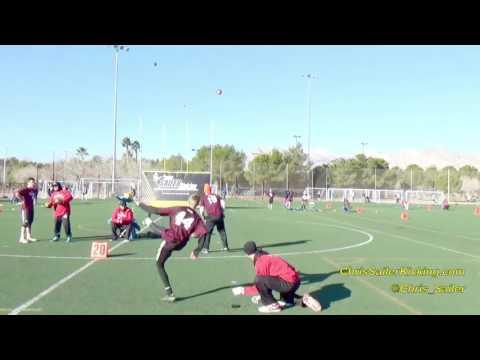 Chris Sailer Kicking, Jason Stricker, VEGAS XXIX