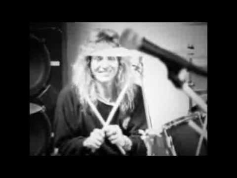 David Coverdale playing instruments
