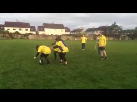 Binocular Soccer - Today FM's Dare To Care