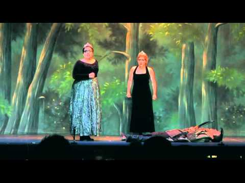 THE MAGIC FLUTE, Part 1 - IUP Opera