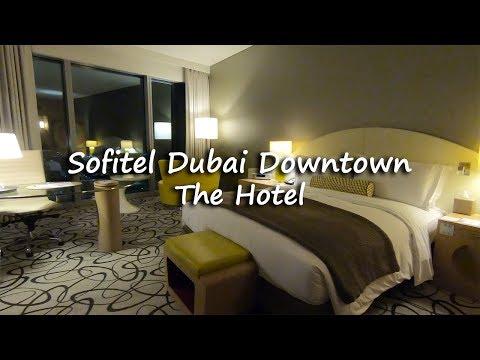 Sofitel Dubai Downtown Hotel Tour | Dubai, UAE