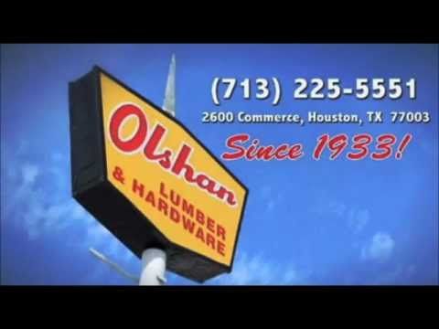 Olshan Lumber Houston Texas