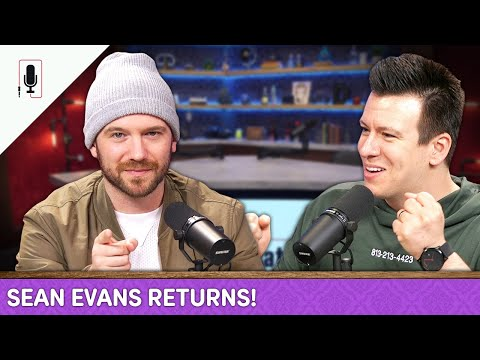 """Sean Evans On Angry Guests, """"Tangled"""" On Mushrooms, & More 