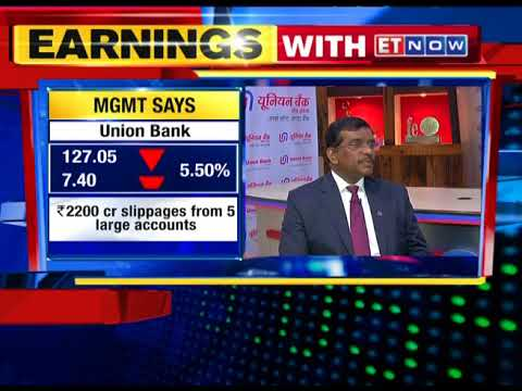 Rajkiran Rai G., MD, CEO, Union Bank Of India | Exclusive Interview With ET NOW