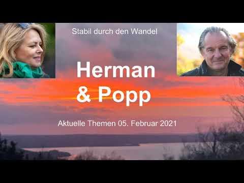 Herman & Popp: aktuelle Themen 05.02.2021