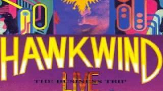 Hawkwind - Quark Strangeness And Charm (live 1993)