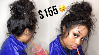 CAN'T BELIEVE THIS IS A WIG!?   Loose Wave Human Hair 360 Lace Wig   ft. Superbwigs