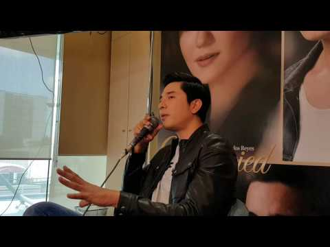 Paulo Avelino tells on what attracts him to a girl