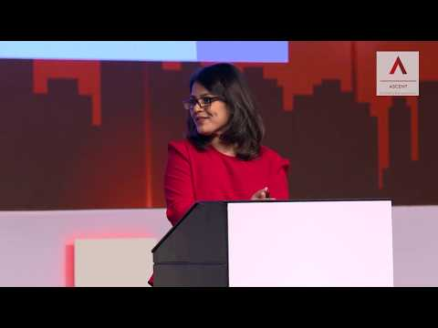 The Future of Online Retail is Offline | Kishore Biyani and Falguni Nayar | ASCENT Conclave 2018