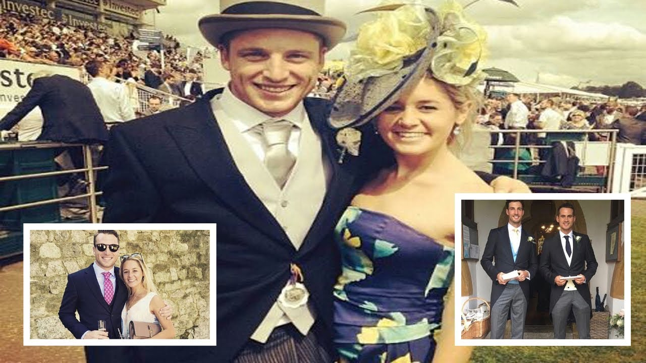 Jos Buttler Wedding | Jos Buttler Married Louise Webber ...
