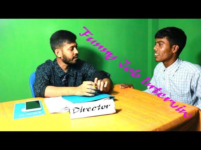 Funny Job Interview Part 1 ::Sat Rong Media::