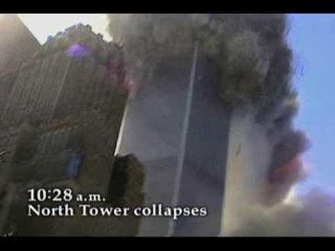 video of actual thermite detonations in WTC