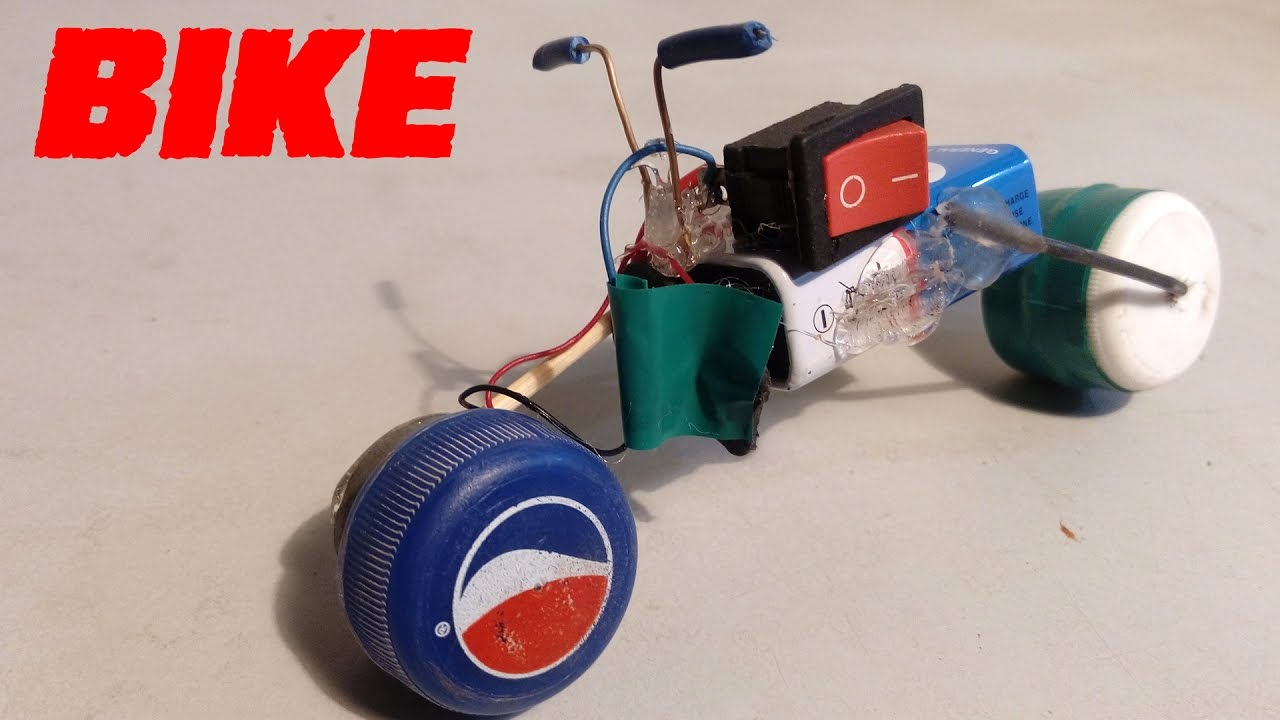 How to make a motorcycle 82