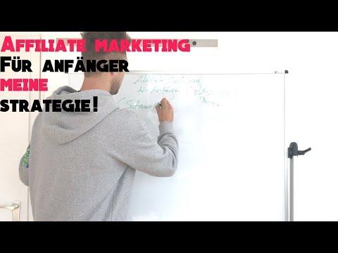 Affiliate Marketing Für Anfänger – Wie ich €2.000 – €4.000 im Monat passiv generiere!