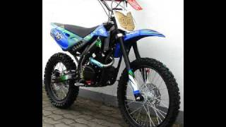 XB35- 250cc MOTO X BIKES