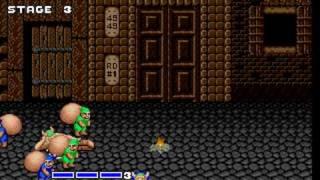 GOLDEN AXE UNDER 10 MINUTES (PC DOS VERSION)