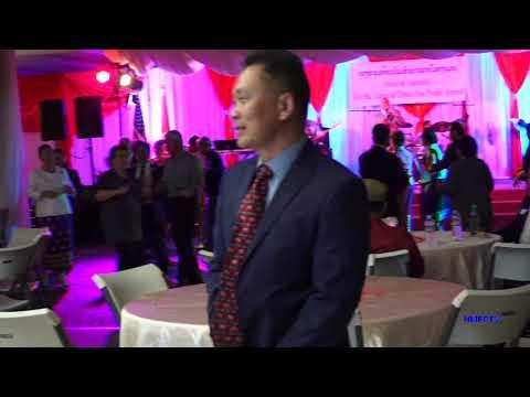 Hmong Central Valley  TV the laos union party 1s 10/28/17 Fresno