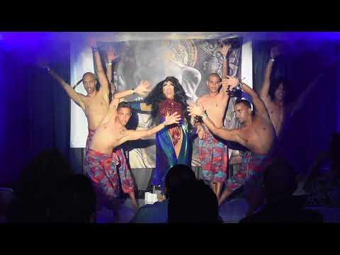 Talent/Talento Ebony Zaret Mendoza [Miss Babalu 2018]