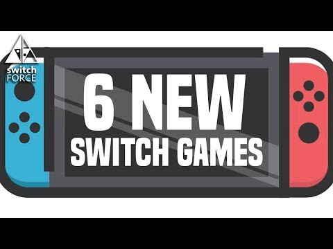 6 Awesome New Switch Games JUST ANNOUNCED!