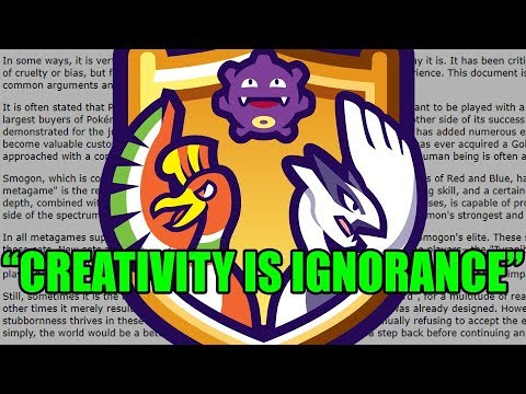 The Toxic Philosophy Of The Smogon Community