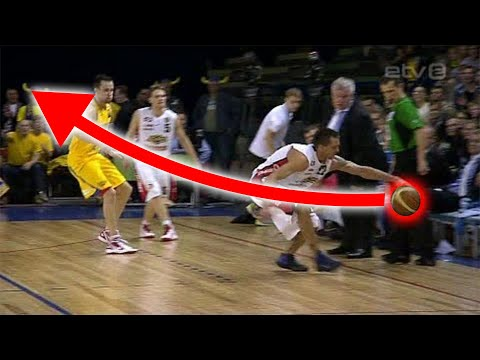 "Craziest ""Unintentional"" Shots in Basketball History"