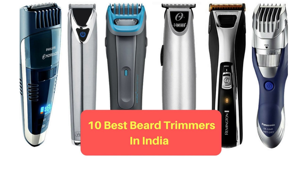10 Best Beard Trimmers In India Reviews Ratings Reviewsera Com