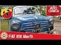 Fiat 850 Abarth 1960 | Club Fiat Clásicos Argentina | AutoClásica 2017