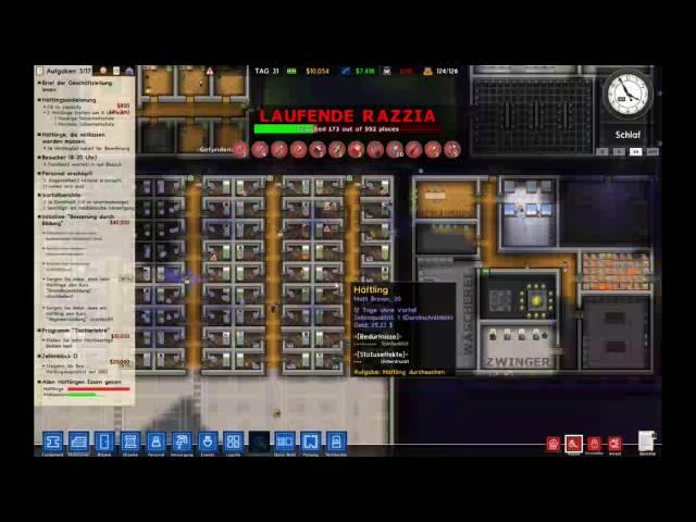 Let's Play Prison Architect | Ziele erreicht | Folge #023 [ ENDE ]