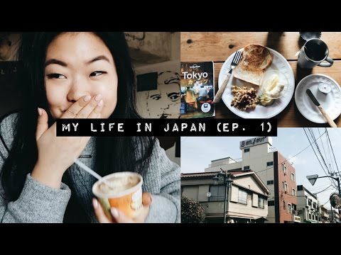 A Week In A Life In Japan 🇯🇵✈️ | Vlog (Ep. 1)