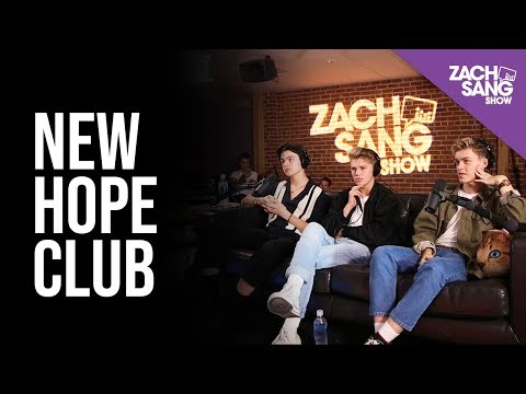 New Hope Club Talks Crazy The Vamps & New