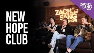 New Hope Club Talks Crazy, The Vamps & New Music
