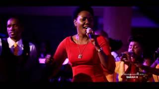 """Sarah K & Shachah Team - Halleluyah (LIVE) """"SKIZA 71232324"""""""