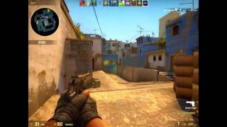 Counter-Strike: Global Offensive : Scan through the smoke + BONUS