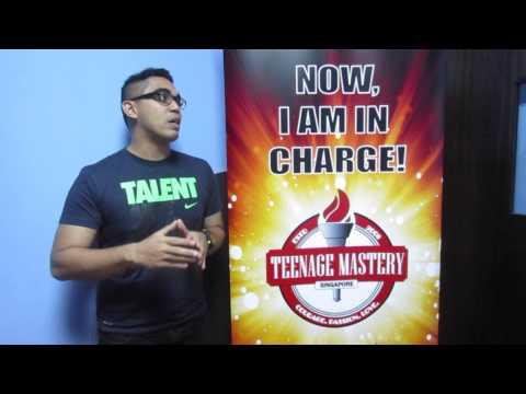 Welcome Teenage Mastery (Singapore)