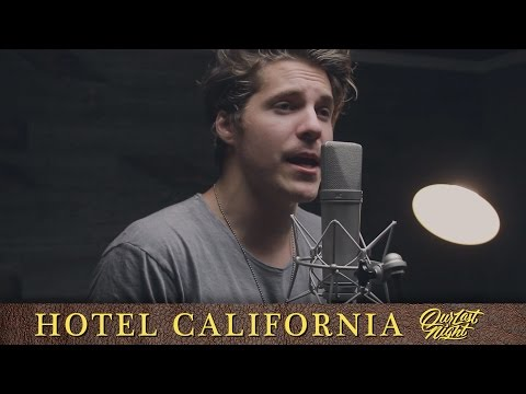 """The Eagles - """"Hotel California""""  (Cover By Our Last Night)"""