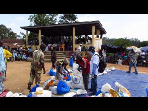 World Food Programme Assists in West Africa
