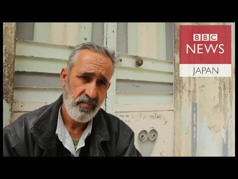 サリン?浴びたシリア人男性 命は助かったが……