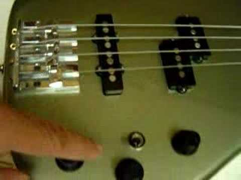 198487 Fender Jazz Bass Special Japan  YouTube