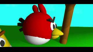 Repeat youtube video Angry Feathers