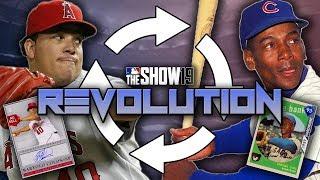 BARTOLO LEADS THE TEAM Revolution 10 MLB The Show 19 Diamond Dynasty