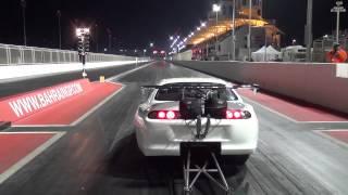 Toyota Supra 2jz (Worlds First 5 Sec Import) 5 Sec Supra 1/4 Mile 5.97@387KM/H (240MPH)