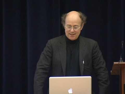 The J. Robert Oppenheimer Lecture - Frank Wilczek