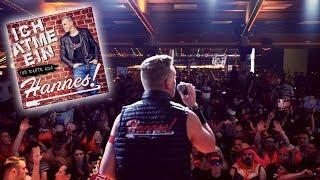 HANNES! - Ich atme ein, Ich raste aus (Lyric Video)   Bierkönig Opening Mallorca 2018