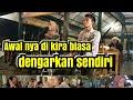 DI KIRA SUARANYA JELEK , TERNYATA DENGARKAN !!! | JUST THE WAY YOU ARE | PENDOPO LAWAS JOGJA