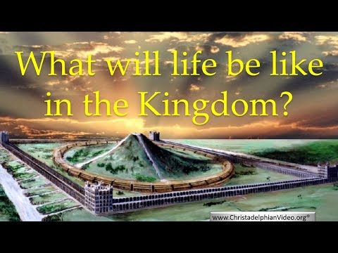 What will the Kingdom of God Be like: For the Saints, Mortal Jew's and the Gentiles?