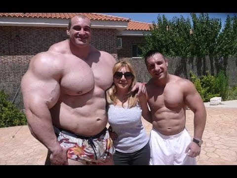 Die 5 Extremsten Bodybuilder Der Welt