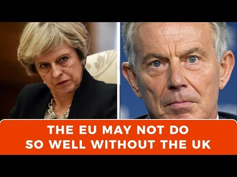 After a hard BREXIT the EU, not the UK, may be suffering from the break up